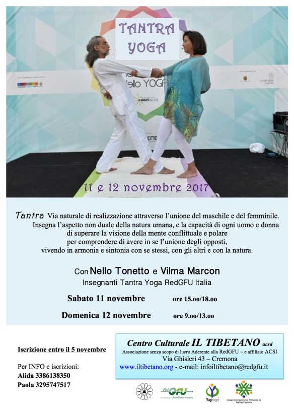 Locandina Tantra yoga jpeg